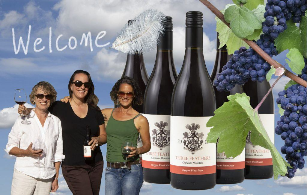 Three Feathers Flight Club Promo Piece for the Wine Club Launch