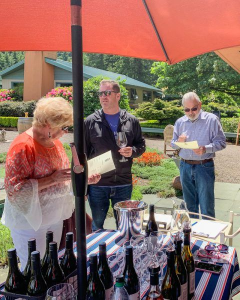 The 2nd Annual Memorial Day Wine Tasting at Three Feathers on Ma